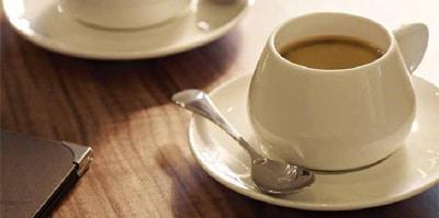 Service caf pour h tel et restaurant in situ gamme for Vaisselle hotellerie restauration